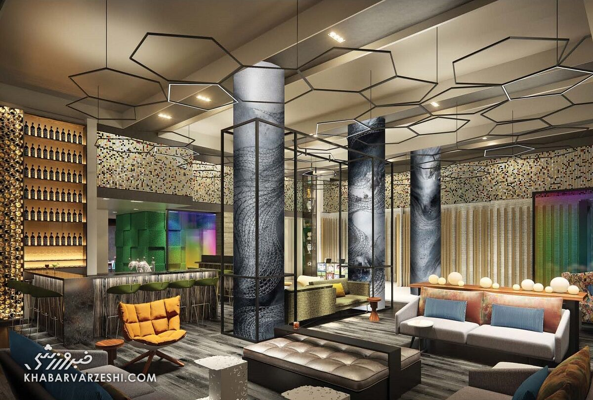 هتل رونالدو (پستانا CR7) در نیویورک