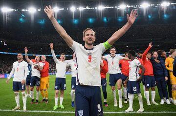 کین: این بزرگترین بازی تاریخ انگلیس است