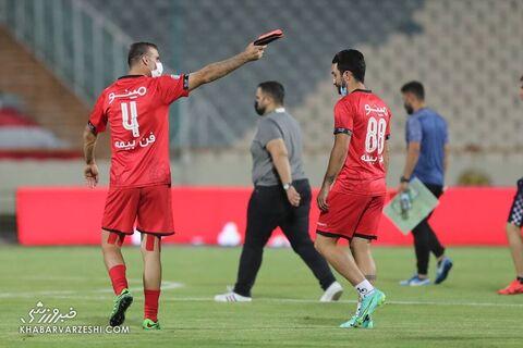 سیدجلال حسینی و سیامک نعمتی؛ پرسپولیس - آلومینیوم