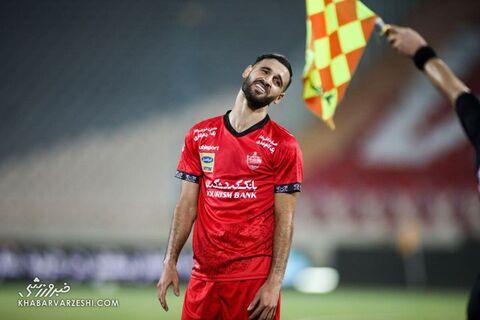 احمد نوراللهی؛ پرسپولیس - آلومینیوم