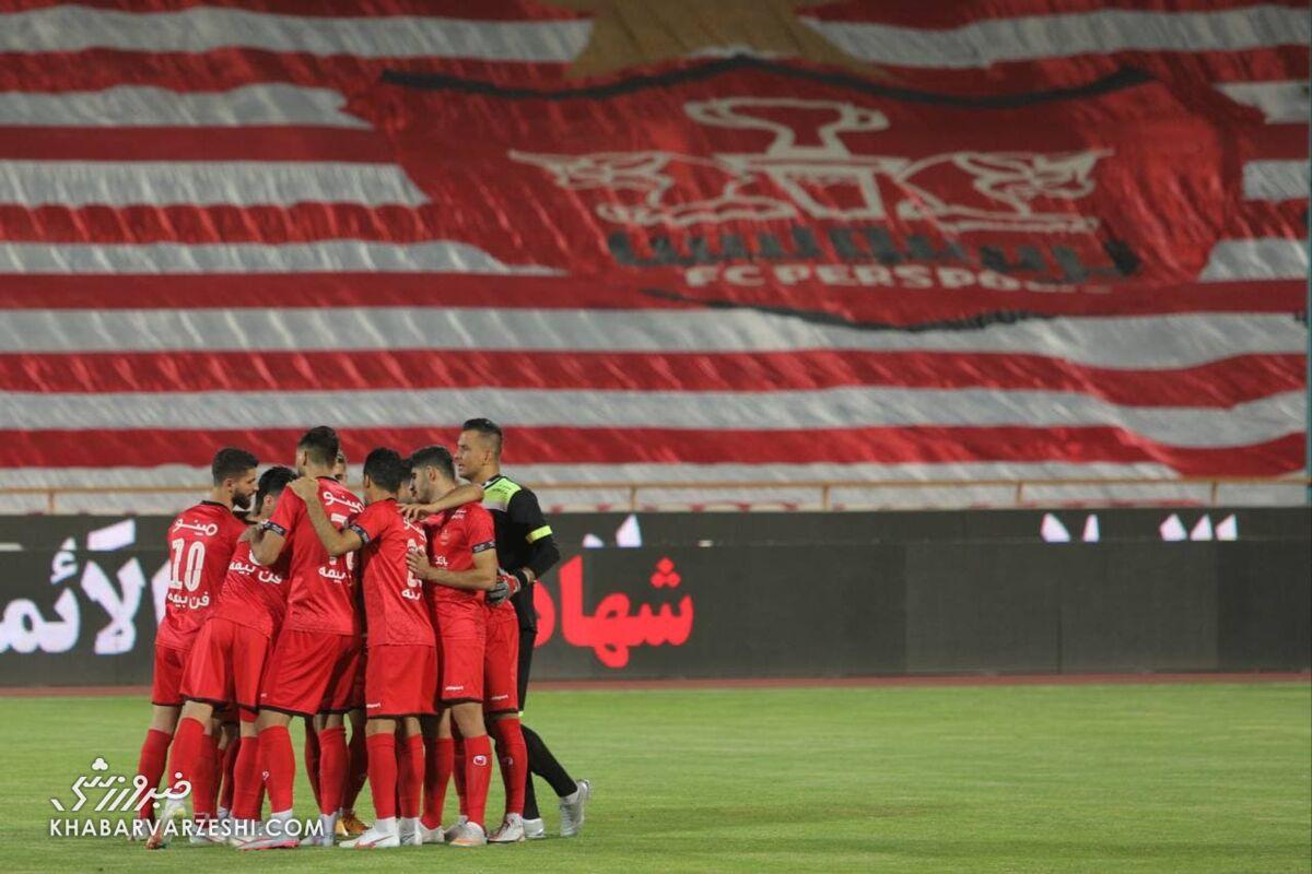 نگرانی شدید گل محمدی پس از پیروزی مقابل آلومینیوم اراک