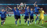 گزارش تصویری  جشن قهرمانی ایتالیا در یورو ۲۰۲۰
