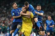 ویدیو  خلاصه بازی ایتالیا ۱ (۳)-(۲) ۱ انگلیس