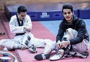 ببینید| اتفاق عجیب برای تکواندوکار المپیکی ایران/ قرعه میرهاشم حسینی سخت شد