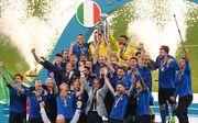 معجزه مانچینی جواب داد؛ ایتالیا از خاک به کاخ رسید/ آتزوری؛ پادشاه فوتبال اروپا