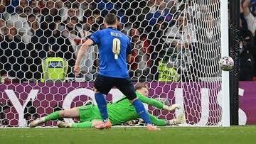 ویدیو  ضربات نفسگیر پنالتی ایتالیا ۳-۲ انگلیس