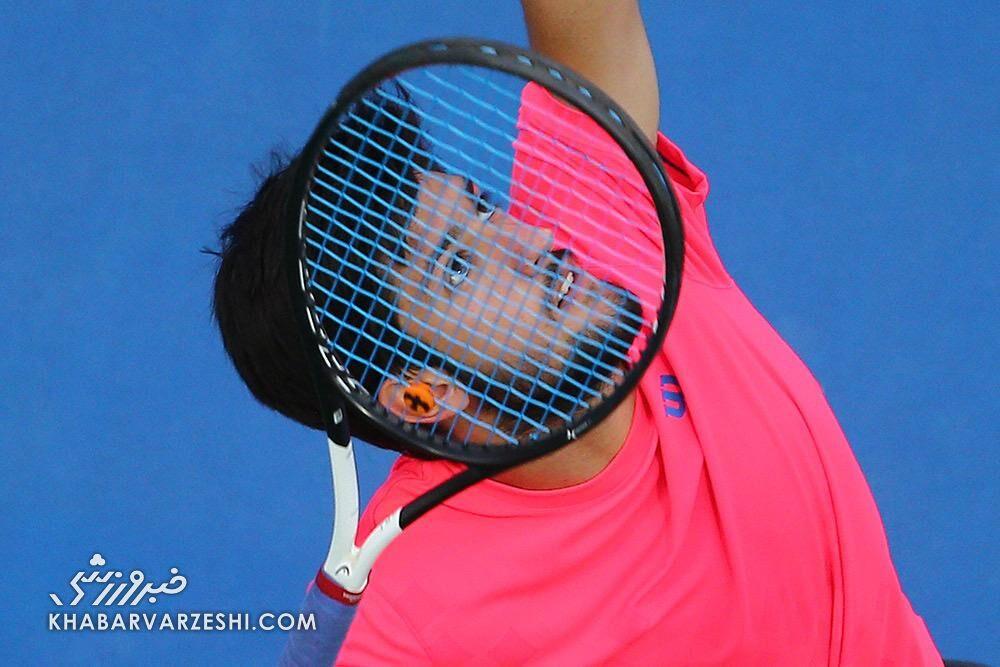 ماجرای تنیسوری که امیر جدیدی از قهرمانی او خوشحال شد