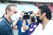 واکنش جالب هواداران پرسپولیس به تمدید ۳ ساله قرارداد فرهاد مجیدی