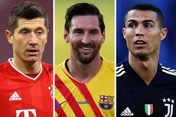 رژیم غذایی فوتبالیستهای برتر جهان/ رونالدو، مسی، لواندفسکی و نیمار چه میخورند؟
