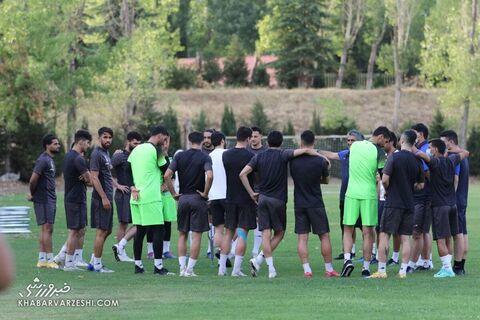 تمرین استقلال (27 تیر 1400)