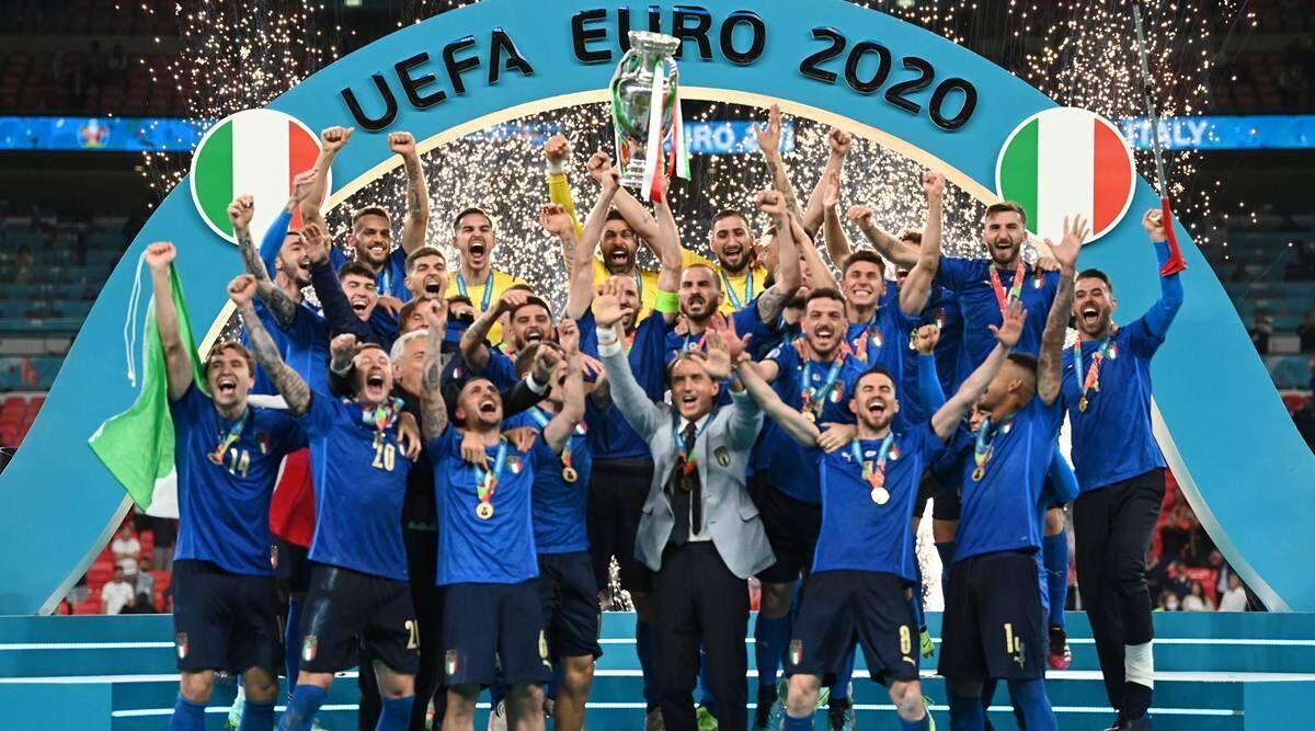 ویدیو| مسیر جذاب ایتالیا تا قهرمانی یورو ۲۰۲۰