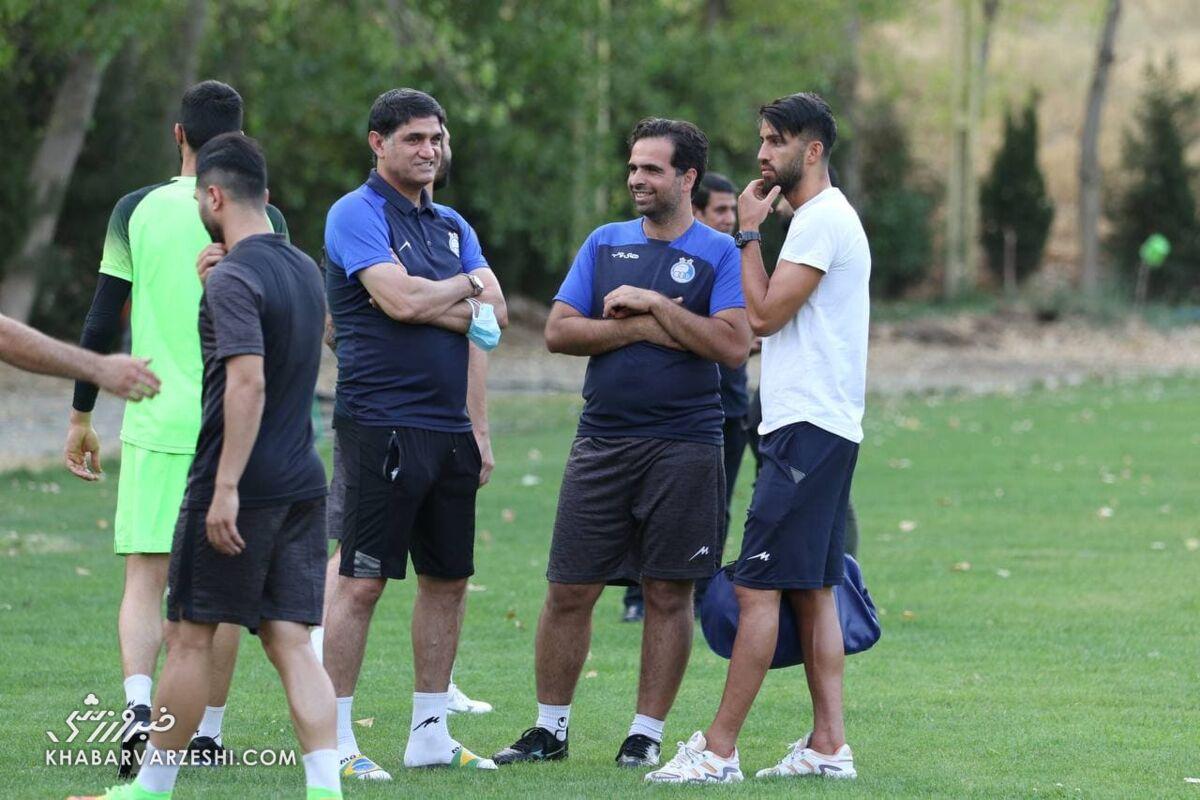 صالح مصطفوی - بهزاد غلامپور