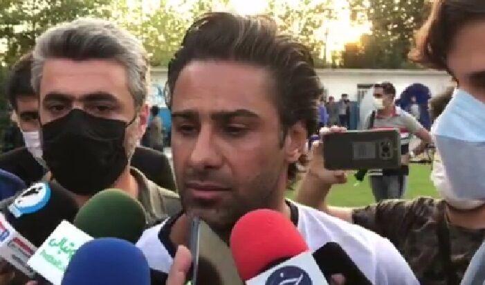 ویدیو| مجیدی: من فقط پرسپولیس را در دربی نبردم خیلی ها را بردم