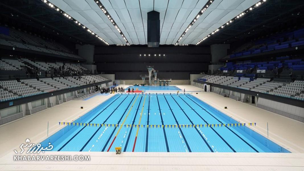 شنا المپیک
