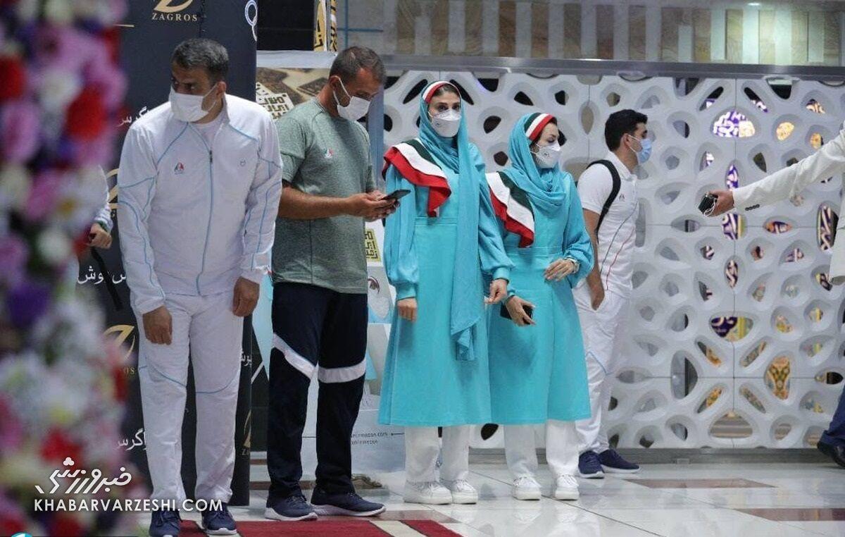 واکنش طراح لباس جنجالی بانوان المپیکی به انتقادات