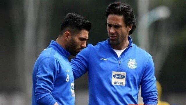 ببینید| فرهاد مجیدی گفت فرشید اسماعیلی نمیگذارد بازیکنان قرارداد ببندند