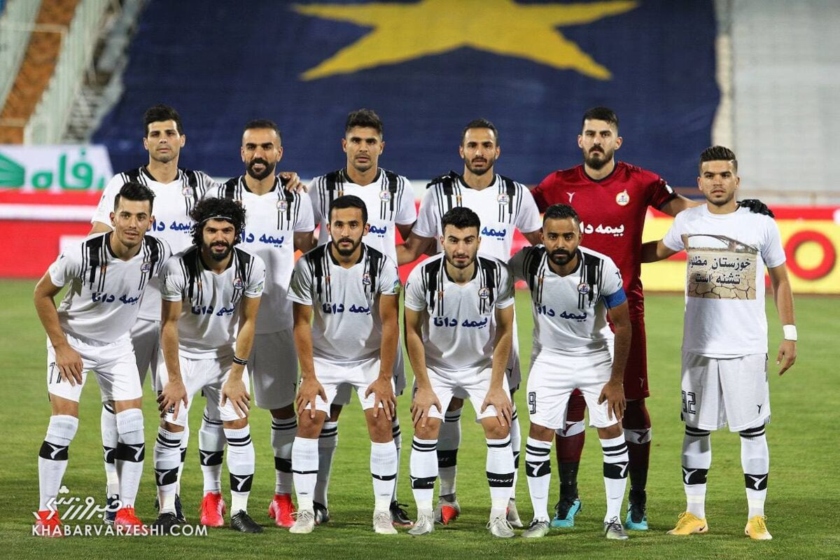 بحران در مسجدسلیمان/ فکری سه بازیکن دیگر را کنار گذاشت!