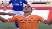 ویدیو  خاطره بازی سوپر گل ابراهیم شکوری به استقلال