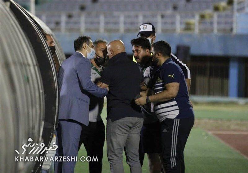 اخراج علیرضا منصوریان؛ آلومینیوم - تراکتور