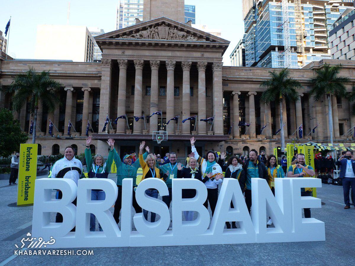 بریزبن استرالیا - میزبان المپیک ۲۰۳۲
