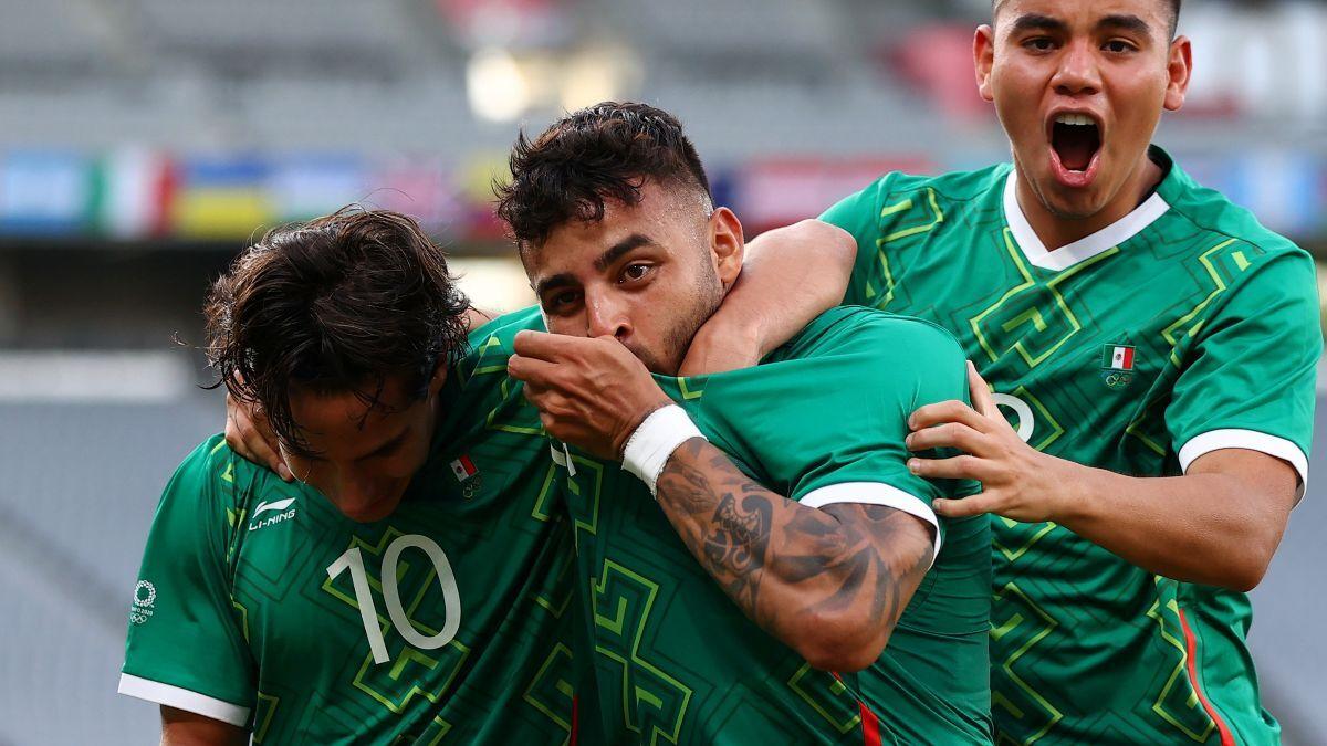 ویدیو| گلهای مسابقه امید مکزیک ۴-۱ امید فرانسه
