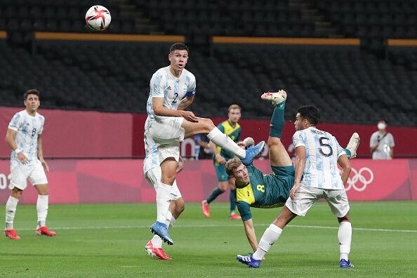 ویدیو| خلاصه بازی استرالیا ۲-۰ آرژانتین