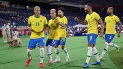نکاتی از قدرتنمایی سلسائو در اولین بازی المپیک/ آلمان خوششانس، برزیل پرانگیزه
