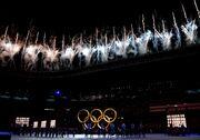 گزارش تصویری| مراسم افتتاحیه المپیک ۲۰۲۰ توکیو