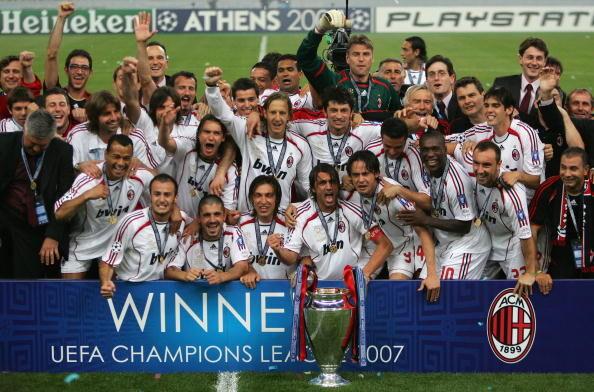 ویدیو| فینال خاطره انگیز لیگ قهرمانان اروپا ۲۰۰۷