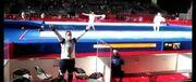 ویدیو| لحظه پیروزی علی پاکدامن مقابل حریف آلمانی و صعود به یک چهارم نهایی