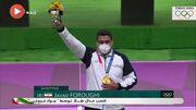 ویدیو  مراسم اهدای مدال طلا به جواد فروغی