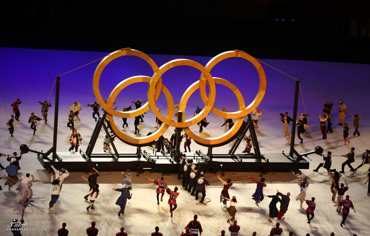افتتاحیه المپیک ۲۰۲۰