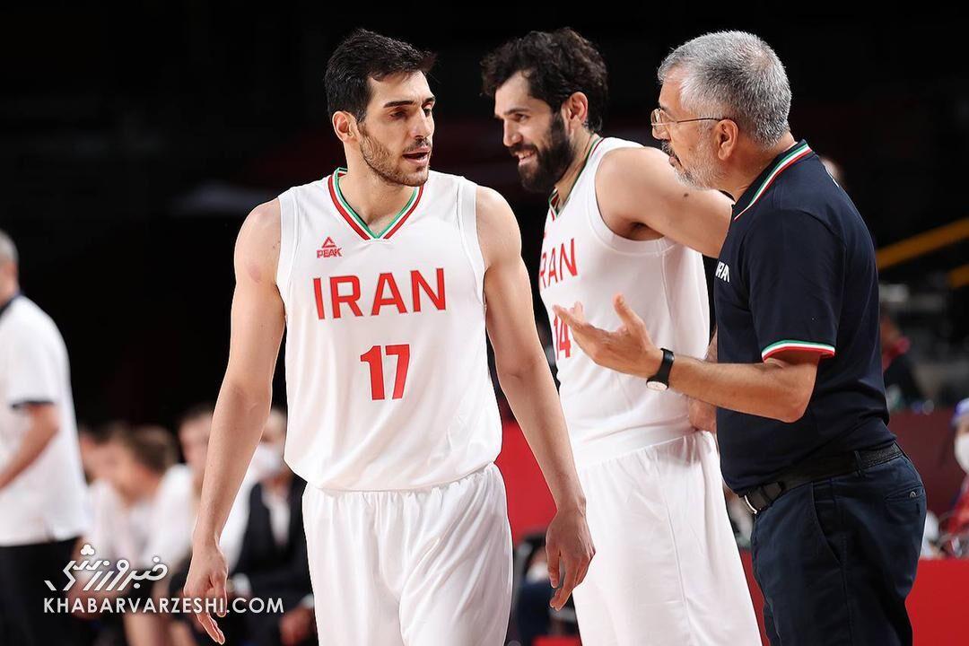 تمجید فیبا از بسکتبال ایران با تعبیر «احترام دیوانه وار»