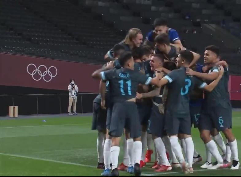 ویدیو  خلاصه مسابقه آرژانتین ۱-۰ مصر