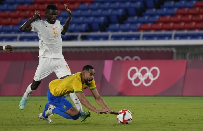 ویدیو  خلاصه بازی برزیل ۰-۰ ساحل عاج