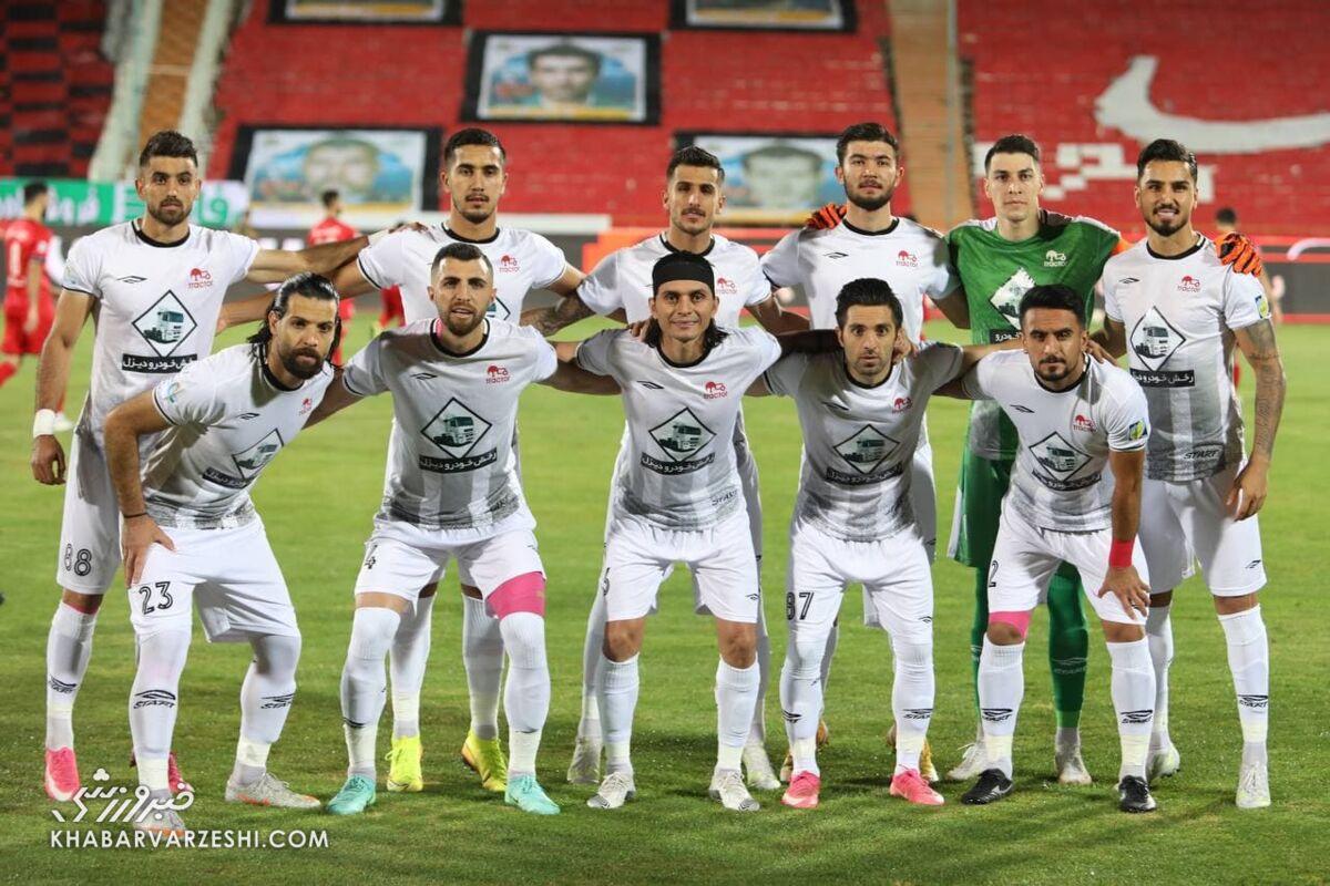 ترکیب تیمهای تراکتور و النصر عربستان اعلام شد