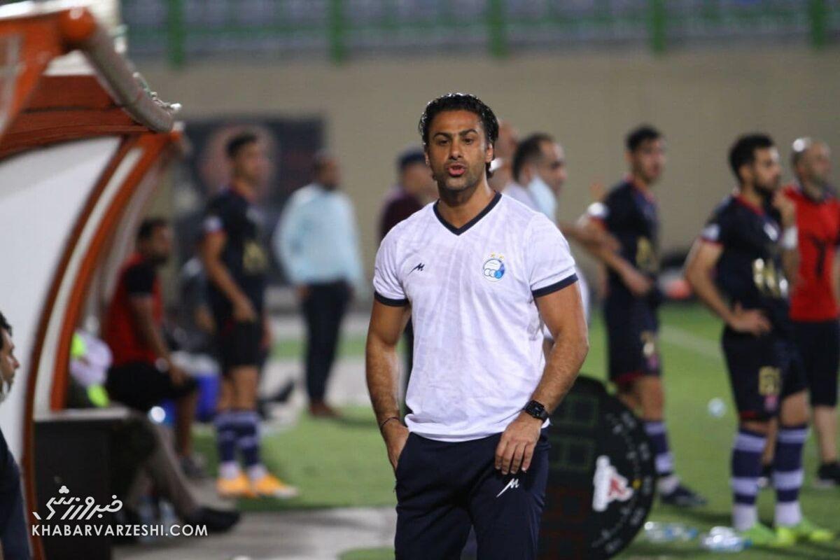 مجیدی: نبود تماشاگران در بازی های استقلال شانس بد من است