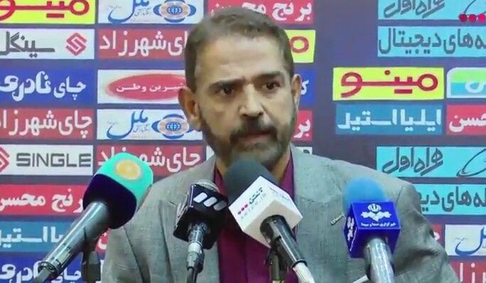ویدیو| حمله فیروز کریمی به سازمان لیگ