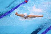 متین بالسینی دوم شد/ رکورد ایران در المپیک شکست