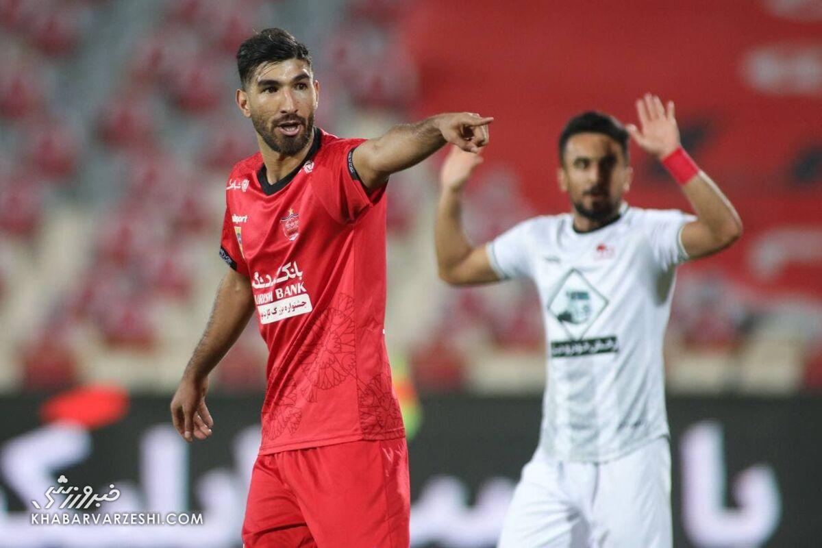 دو تیم ایرانی و قطری آماده پرداخت رضایتنامه ۵۰۰ هزار دلاری شهریار مغانلو/ مهاجم پرسپولیس جدا میشود؟