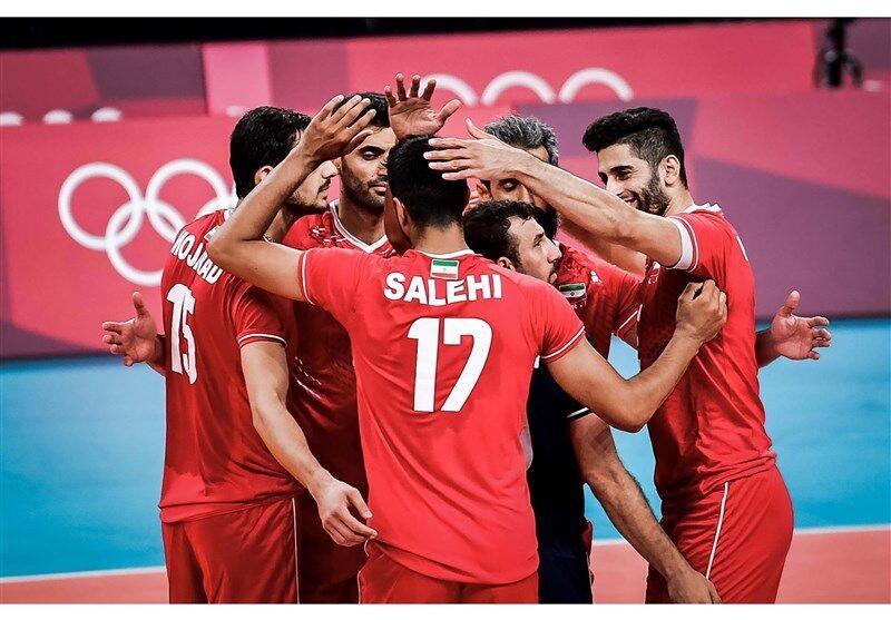 ویدیو  خلاصه والیبال ایران ۳-۰ ونزوئلا