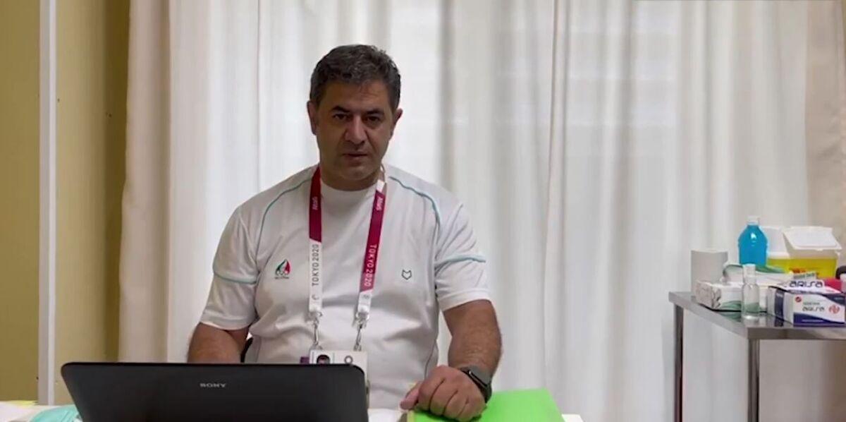 ویدیو| کرونا علت بازماندن مهدی پیر جهان دونده تیم ملی از حضور در مسابقات المپیک