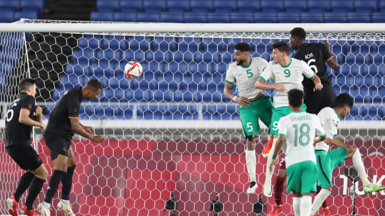 ویدیو  خلاصه مسابقه امید آلمان ۳-۲ امید عربستان