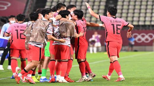 ویدیو| خلاصه بازی امید کره جنوبی ۳-۰ امید رومانی