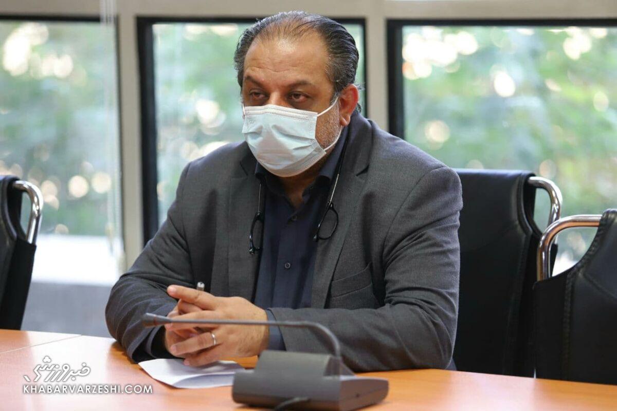 غیبت احتمالی پرسپولیس در هفتههای ابتدایی لیگ برتر