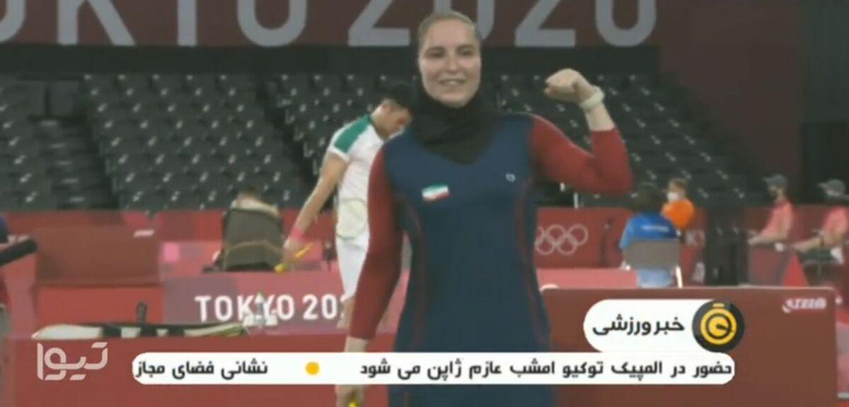 ویدیو  اخبار کاروان ایران در روز چهارم مسابقات المپیک