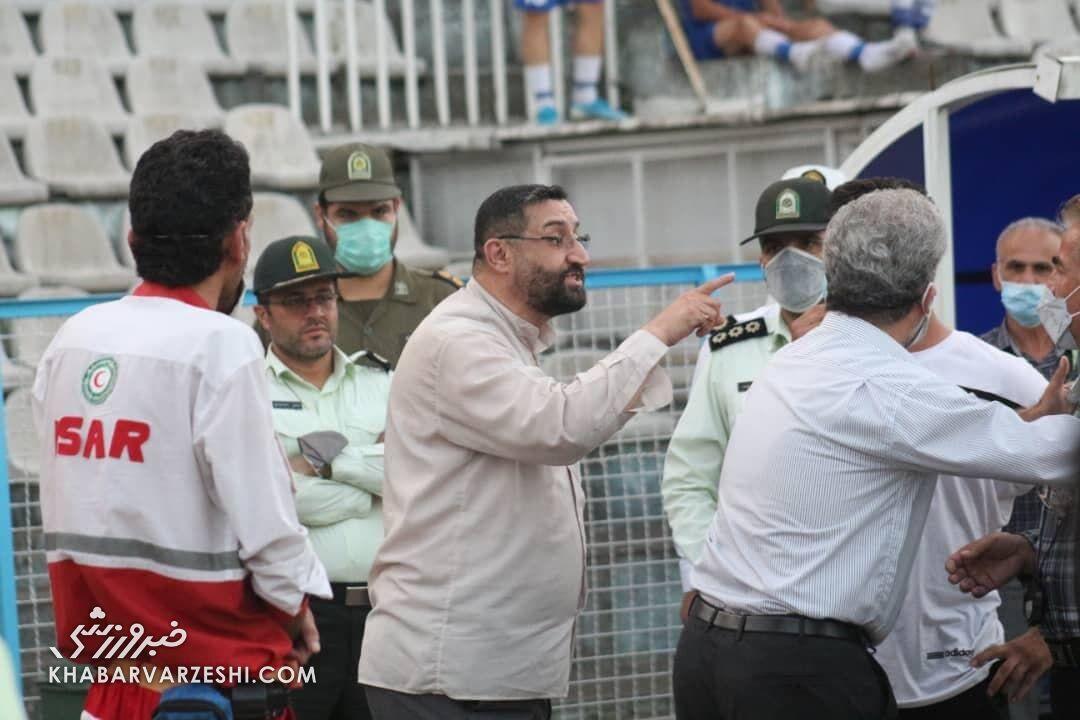 روحانی محمد زارع فومنی - مدیر گل ریحان