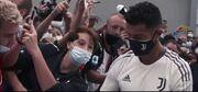ویدیو  بازگشت کریستیانو رونالدو به تمرینات یوونتوس