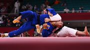 شکست جودوکار ایرانی مقابل حریف ژاپنی/ کسب نقره المپیک توسط سعید ملایی