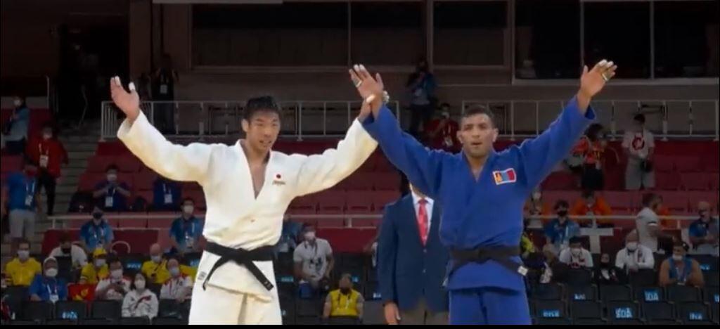 ویدیو| کسب مدال نقره توسط سعید ملایی با شکست برابر حریف ژاپنی